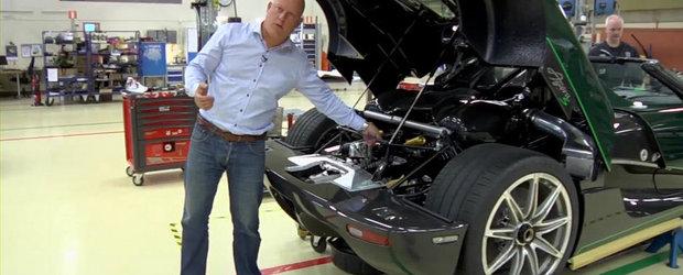 Povesti din fabrica Koenigsegg, Episodul 2 - Suspensia