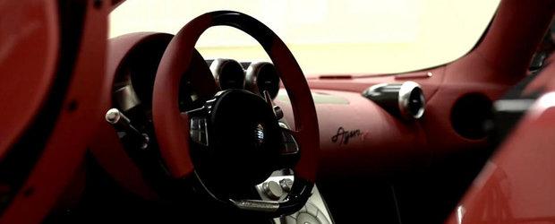 Povesti din fabrica Koenigsegg, Episodul 4 - Interiorul