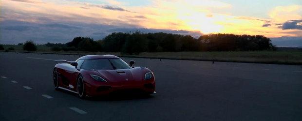 Povesti din fabrica Koenigsegg, Episodul 5 - Test Drive Agera R