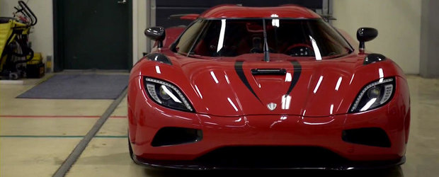 Povesti din fabrica Koenigsegg, Episodul 6 - Centrul de comanda (ECU)