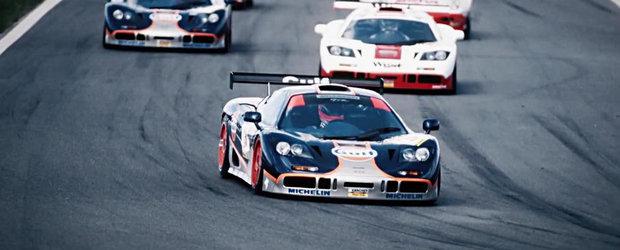 Povesti din istoria McLaren: Cum a luat nastere legendarul F1 GTR