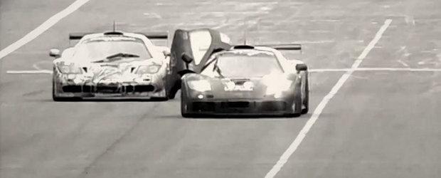 Povesti din istoria McLaren: Drumul spre Le Mans 1995