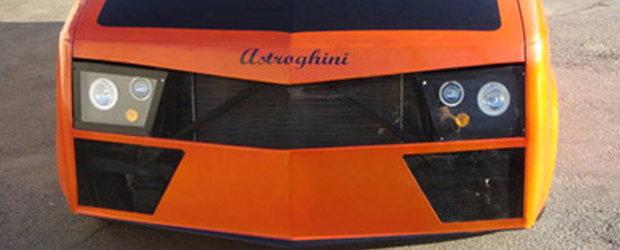 Power Puff Cars: Astroghini 2010