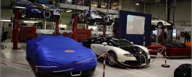 Poza Zilei: Bugatti Veyron, cineva?
