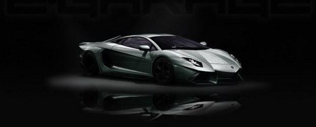 Poza Zilei: Esti chiar tu, Lamborghini Aventador?