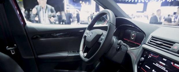 POZE de la Frankfurt cu cel mai nou crossover de la SEAT. Modelul spaniol costa putin peste 15.000 de euro