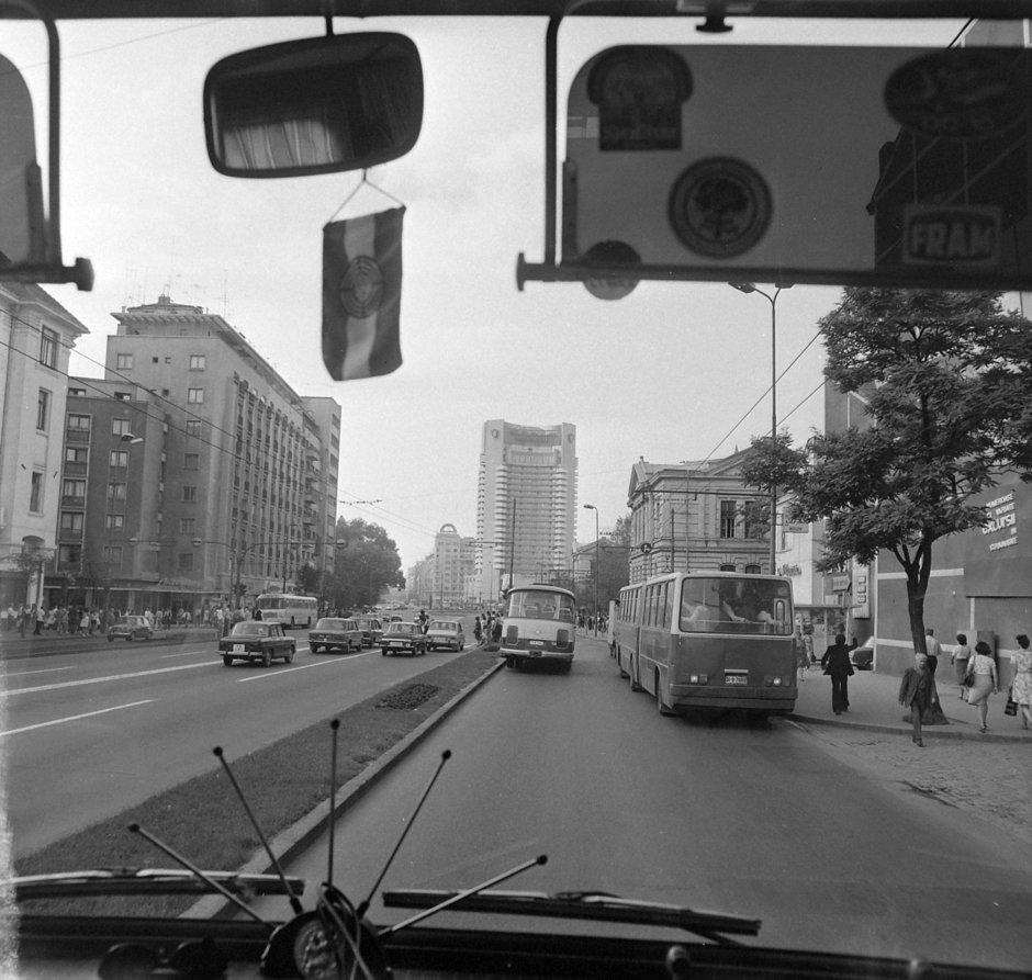Poze din autocar