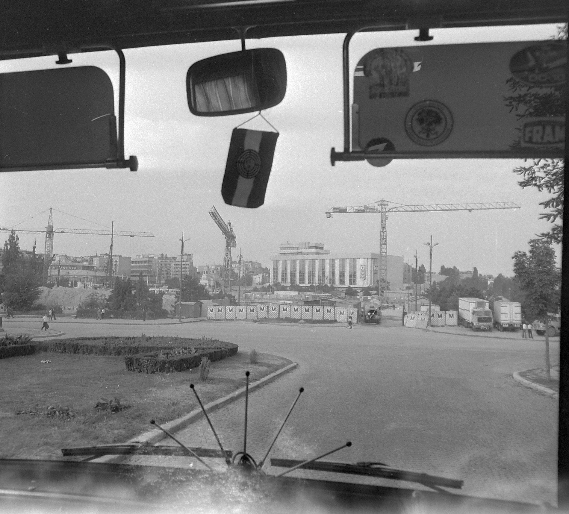 Poze din autocar - Poze din autocar