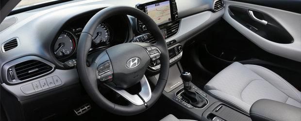 POZE Hyundai i30: Aceste imagini te vor face sa renunti la Golf