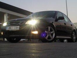 Poze noi cu Saab-ul