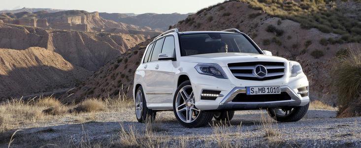 Poze oficiale si detalii despre Mercedes-Benz GLK Facelift 2013