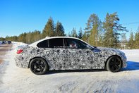 Poze spion BMW M3