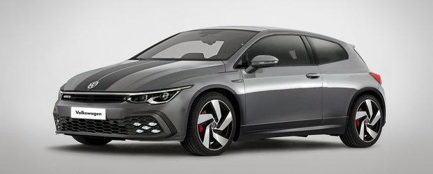 Pozele care au aprins imaginatia fanilor Volkswagen. Cum ar arata vechiul Scirocco daca de maine s-ar vinde din nou