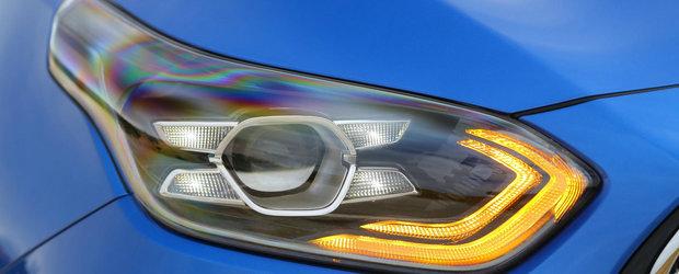 Pozele care le dau fiori germanilor de la Volkswagen. Noua masina concureaza cu Golf