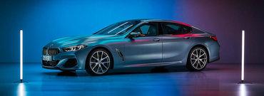 Pozele care le dau fiori nemtilor de la Mercedes. Primul BMW Seria 8 in patru usi vine sa dea AMG GT4 jos de pe tron