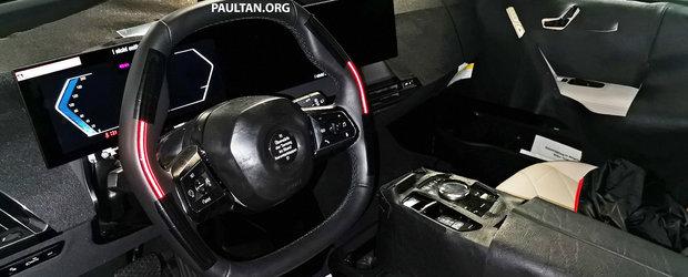 Pozele pe care sefii BMW nu vor ca tu sa le vezi: asa arata la interior cea mai noua masina a bavarezilor!