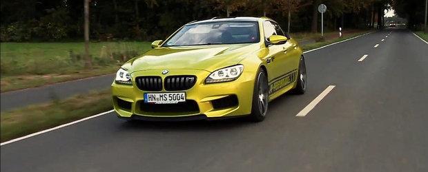 PP Performance se lauda cu cel mai puternic si mai rapid BMW M6 GC din lume