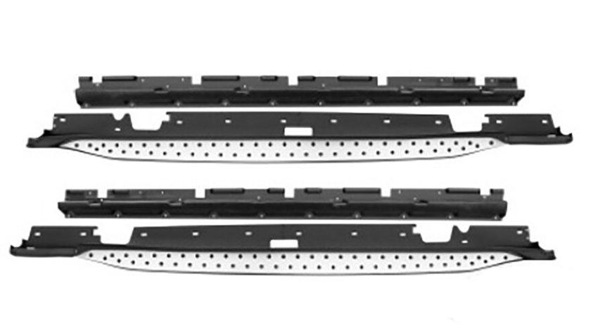 Praguri aluminiu BMW X1 E84 (09-14)