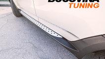 Praguri aluminiu BMW X3 E83 (03-10)