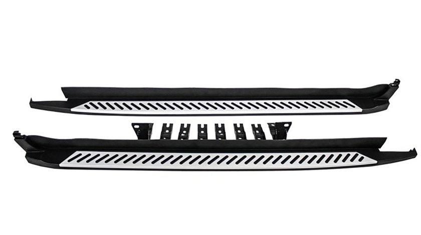 Praguri aluminiu BMW X4 F26 (14-18)