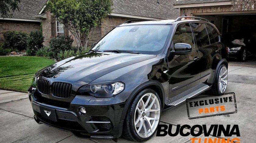 PRAGURI ALUMINIU BMW X5 E70 (2007-2013)