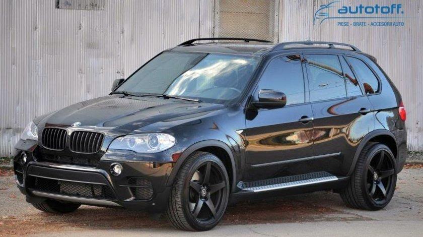 Praguri Aluminiu BMW X5 E70 - praguri laterale X5 E70