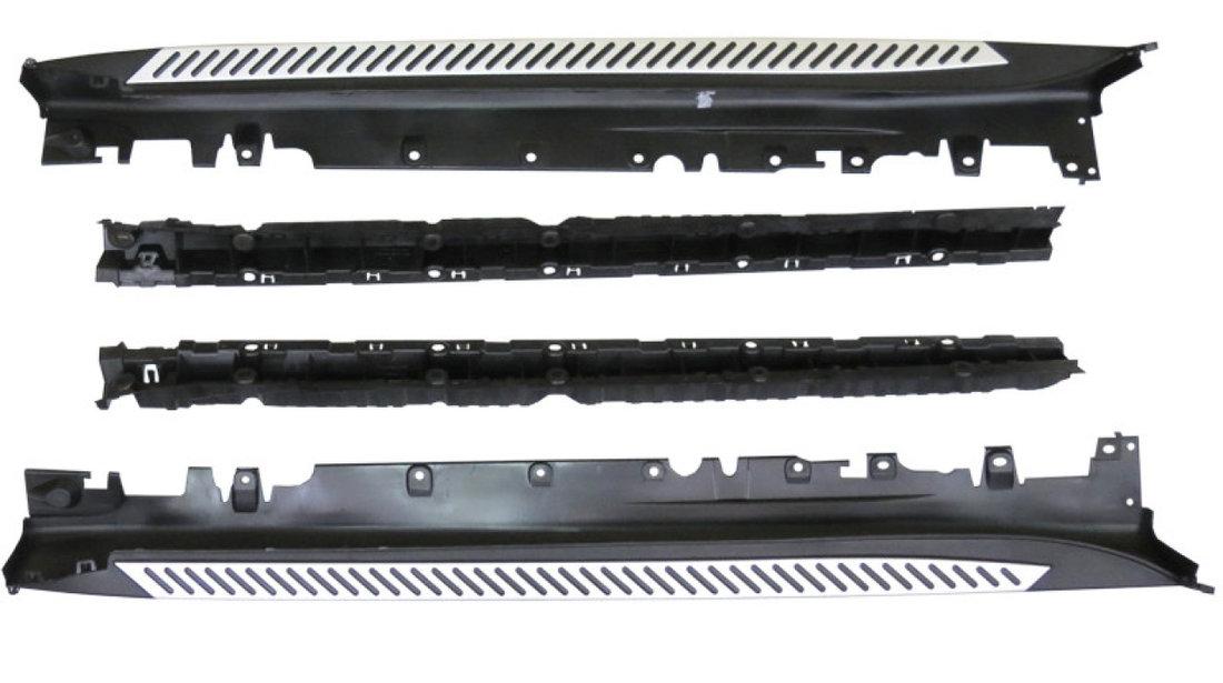 Praguri aluminiu BMW X5 F15 (13-18)