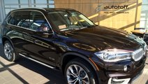 Praguri aluminiu BMW X5 F15 (2013+) - trepte later...