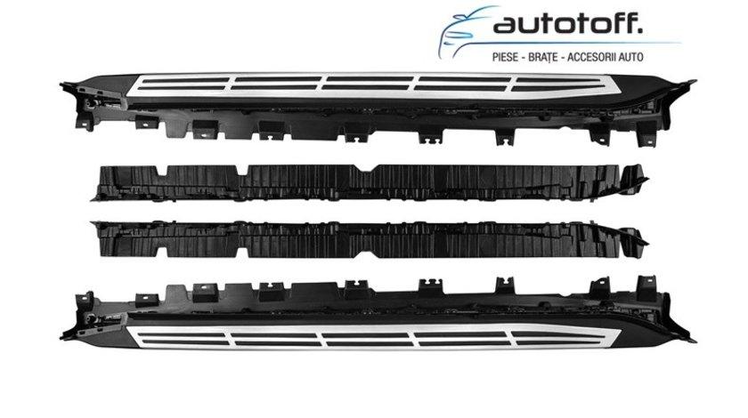Praguri aluminiu BMW X5 G05 (2019+) trepte laterale