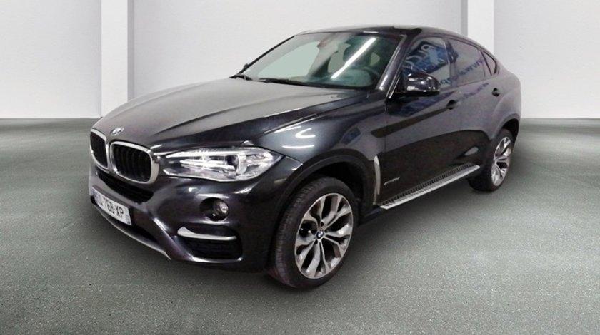 Praguri aluminiu BMW X6 F16 (2015+) - tepte laterale