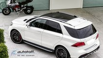 Praguri ALUMINIU Mercedes Benz ML W166 (2011-2014)...