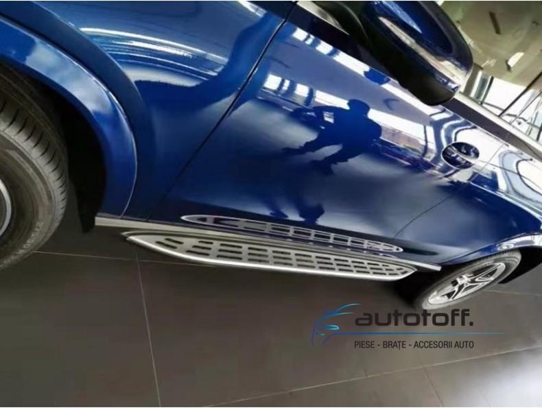 Praguri aluminiu Mercedes GLE Coupe C167 SUV (2020+)
