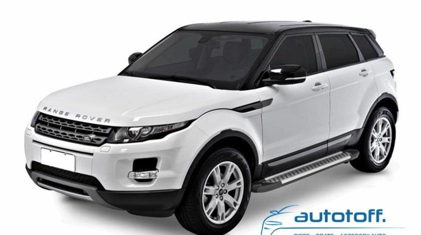 Praguri Aluminiu Range Rover EVOQUE - praguri laterale