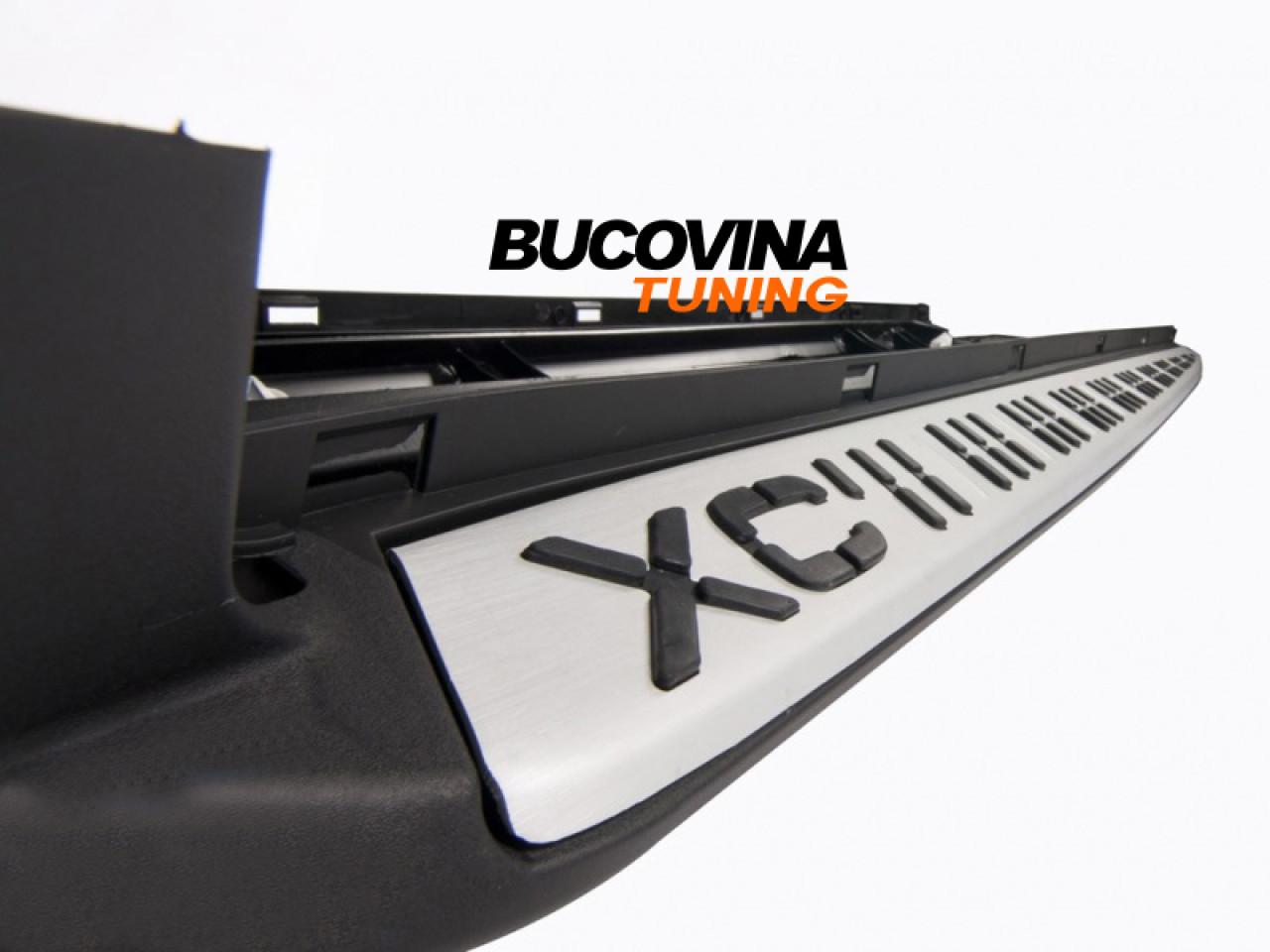 PRAGURI ALUMINIU VOLVO XC60