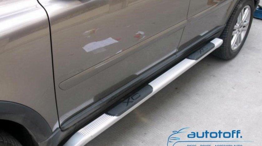Praguri Aluminiu VOLVO XC90 - praguri laterale VOLVO