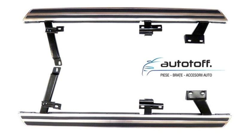 Praguri Audi Q3 8U (2011+) din aluminiu