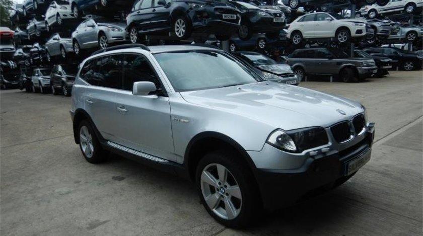 Praguri BMW X3 E83 2005 SUV 3.0