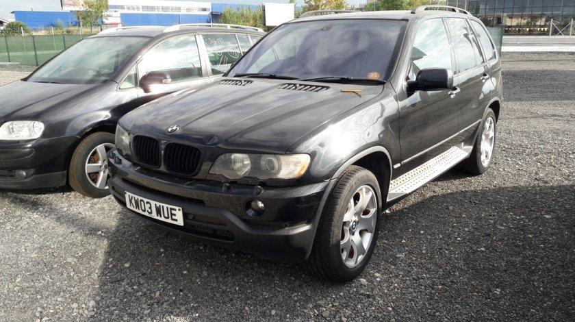Praguri BMW X5 E53 2003 SUV 3.0d