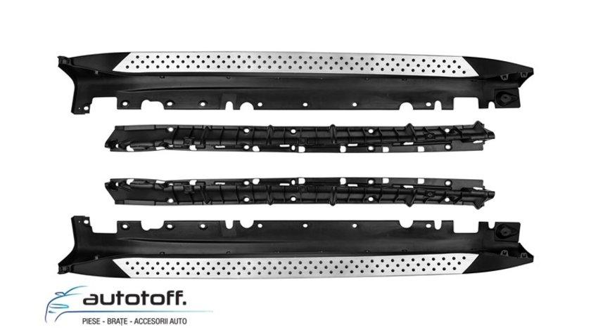 Praguri BMW X5 E70 (2007+) - praguri laterale aluminiu