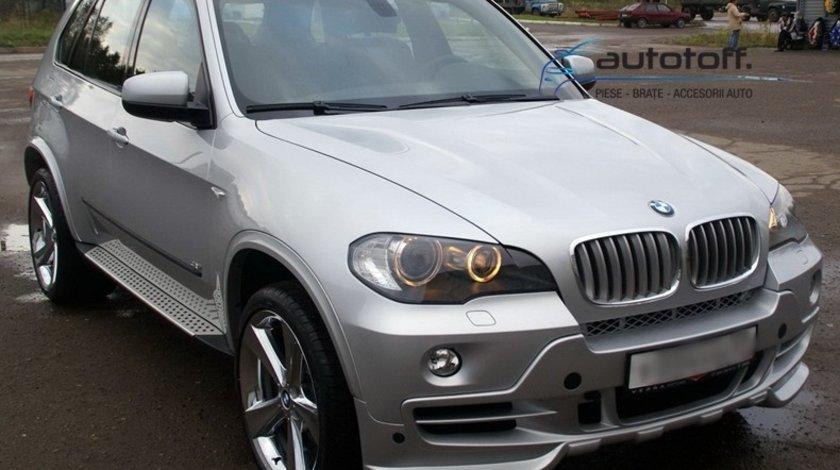 Praguri BMW X5 E70 - praguri laterale ALUMINIU