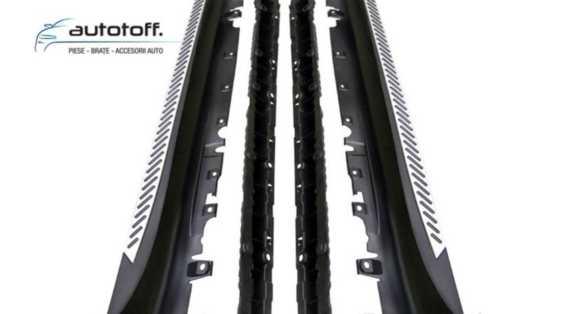 Praguri  BMW X5 F15 (2013+) din aluminiu