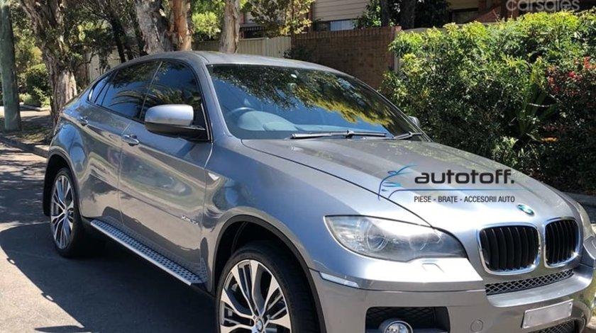 Praguri BMW X6 E71 (08-15) din aluminiu
