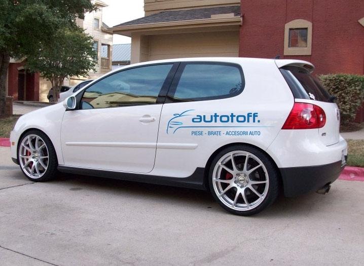 Praguri GTI VW Golf 5