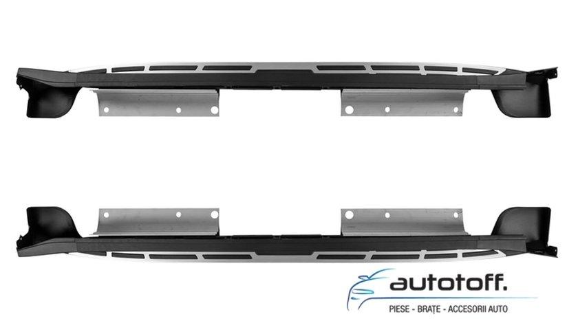Praguri Hyundai Tucson (2015+) din aluminiu