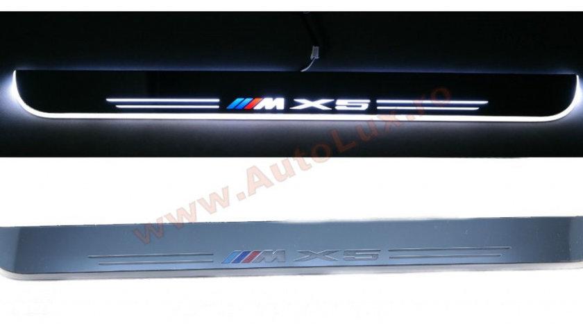 Praguri Iluminate LED BMW M X5 E70