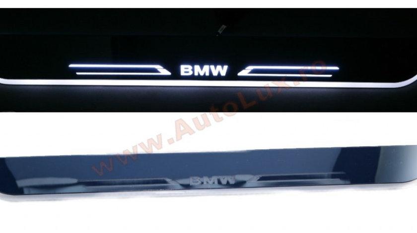 Praguri Iluminate LED BMW Seria 3 E46 4 Usi