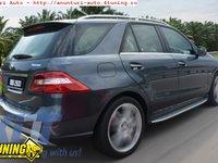 Praguri inox Mercedes Ml W166
