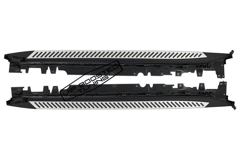 Praguri  Laterale aluminiu BMW X5 F15 (2014-2018)