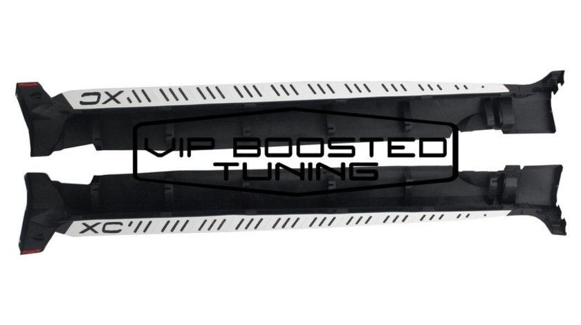 Praguri  laterale aluminiu VOLVO XC60 (2008-2013) R Design