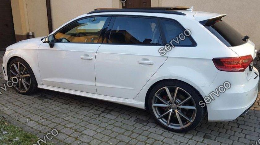 Praguri laterale Audi A3 8V S3 Rs3 Sline S line 2012 – 2016 Sportback